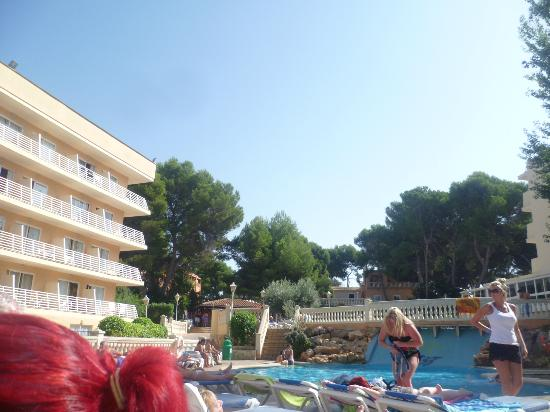 Palma Bay Club Resort: Hotel