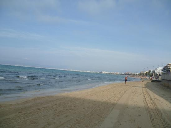 Palma-Bay Club Resort: Lovely Beach