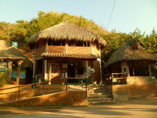 Laguna Ventanilla: l'accueil