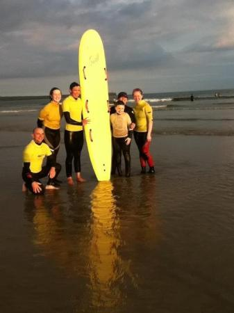 Freedom Surf School & Adventure: Another great day with Billy and all the gang!!