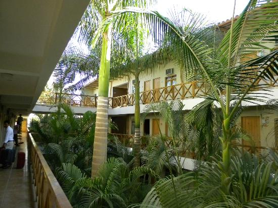 Casa Andina Classic Nasca: Innenhof