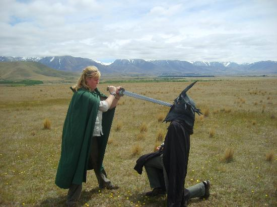 Lord of the Rings Twizel Tour: Twizel - Honeymoon