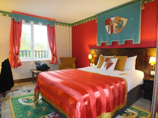 Legoland Windsor Resort Hotel: Bedroom
