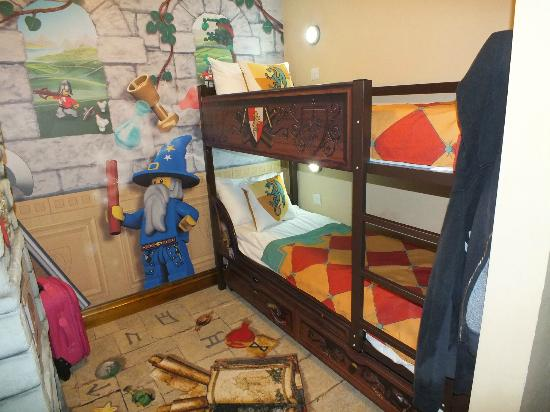LEGOLAND Resort Hotel: Children's bedroom