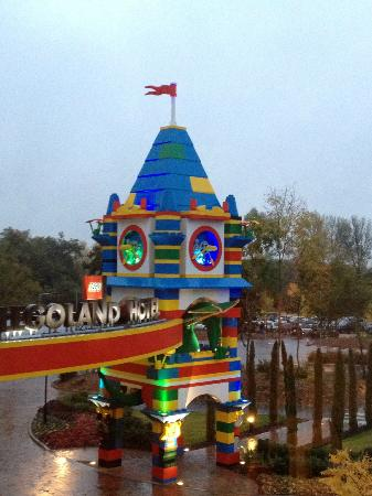 LEGOLAND Resort Hotel: Room with a view