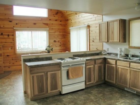 Jasper Ridge Vacation Homes: Interior