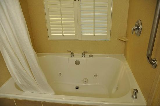 Holiday Inn Express & Suites Annapolis: tub