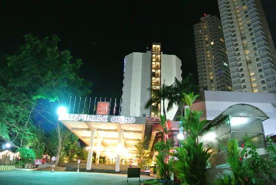 Copthorne Orchid Hotel Penang: entrance