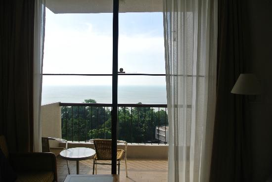Copthorne Orchid Hotel Penang: balcony