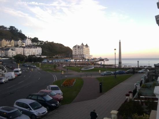 Wilton Hotel: view