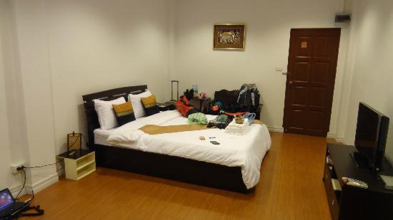 Baan Boran: room