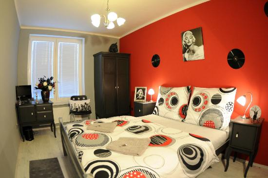 Penzion Kovarna: Retro Deluxe room