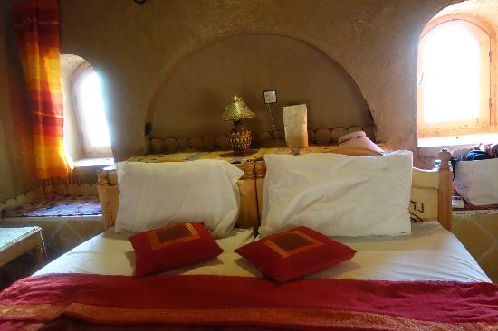 Guest House Merzouga: our bedroom