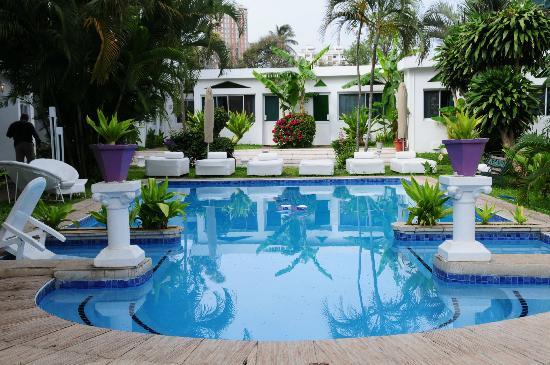 Hotel Villa Das Mangas Maputo
