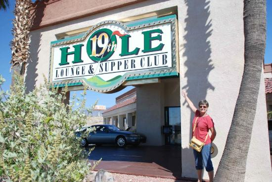 The 19th Hole Bar & Grill