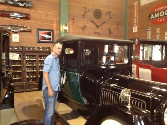 Fort Lauderdale Antique Car Museum: cool