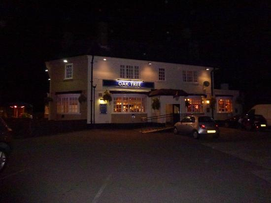 Mansfield, UK: Oak Tree Pub/Restaurant