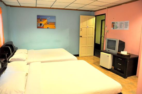 Flashpackers Hotel: Family room
