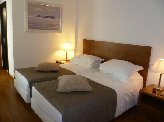 Hotel Plaza: Room 301