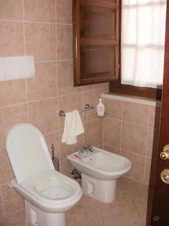 Sporting Hotel Caramanico: bagno