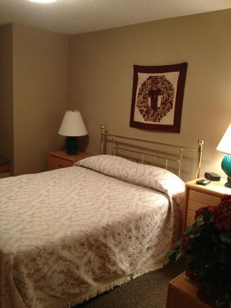 Mountain Lodge at Okemo : bedroom