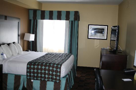 Best Western Saraland Hotel & Suites: King Suite