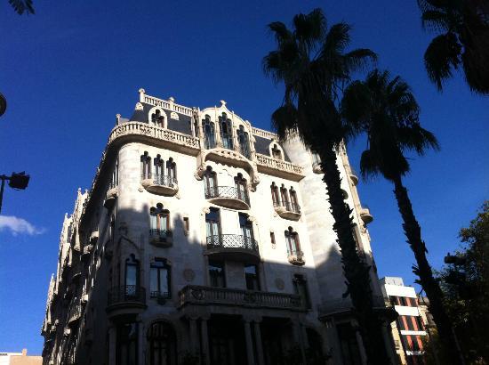 Casa Fuster Hotel: the hotel