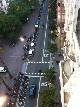Hotel Casa Fuster: view from hotel roof