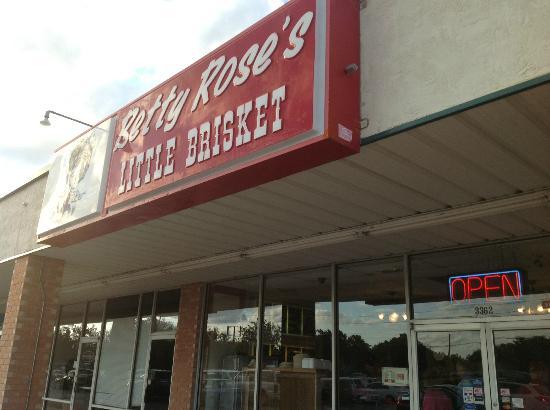 Betty Rose's Little Brisket: 3362 Rebecca Lane Abilene, TX