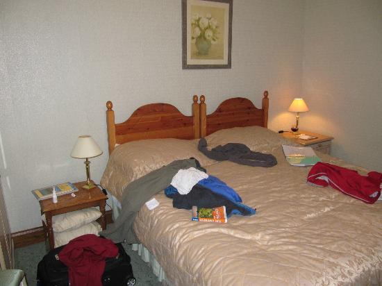 Penrhadw Farm: Bedroom