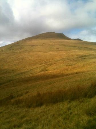 Penrhadw Farm: Hike near Pontsticill