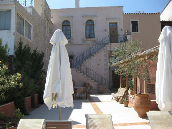 Casa dell' Aristea: 1