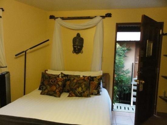 Boquete Garden Inn: Margarita room