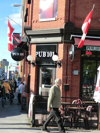 Pub 101