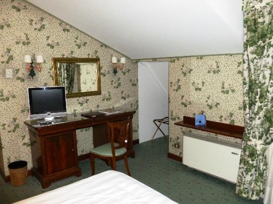 Albergo Terminus Hotel: Room