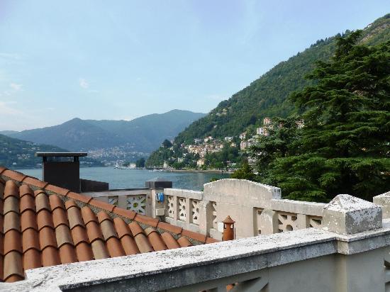 Albergo Terminus Hotel: View