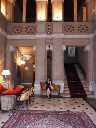 Albergo Terminus Hotel: Public areas