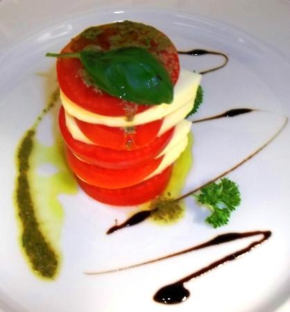 Hotel Pacsirta: Starter