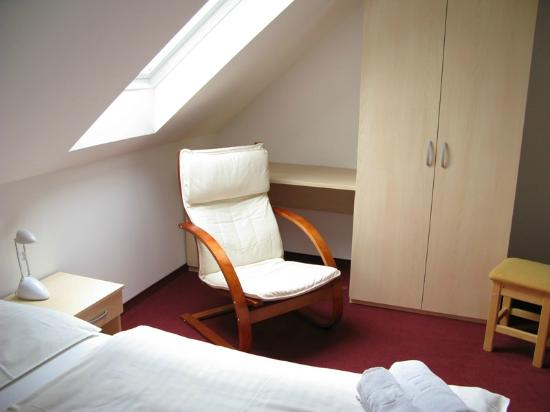 Hotel/Pension Stare at the Bohinj Lake: Lovely room