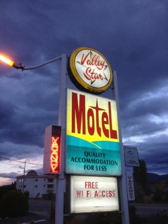 Valley Star Motel: nice spot