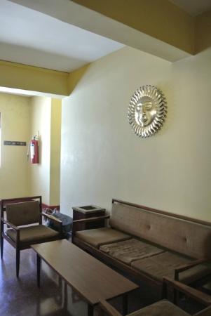 Hotel Casamara: 2階エレベーターホール付近