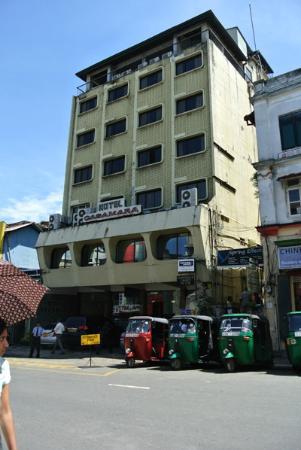 Hotel Casamara: ホテル外観