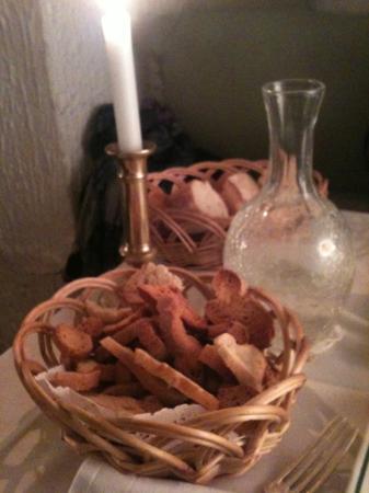 La Garbure: croutons