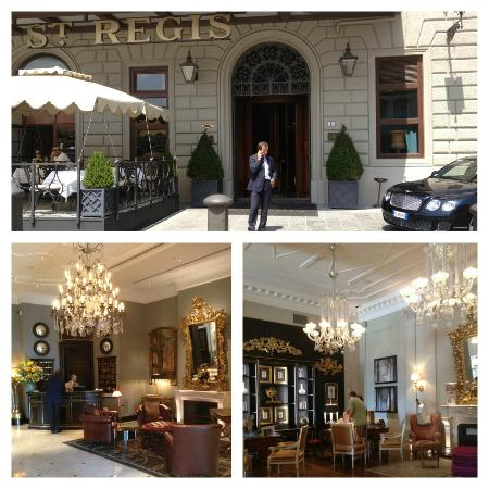 The St. Regis Florence: St Regis Florence