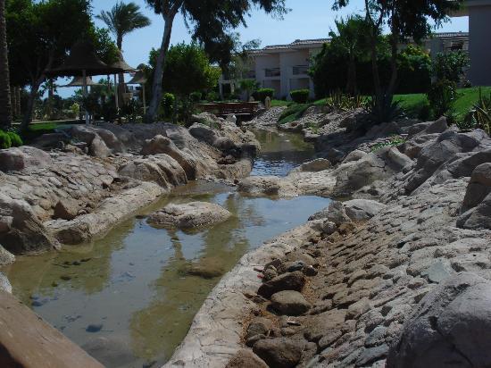 Radisson Blu Resort, Sharm El Sheikh : such beautifull grounds