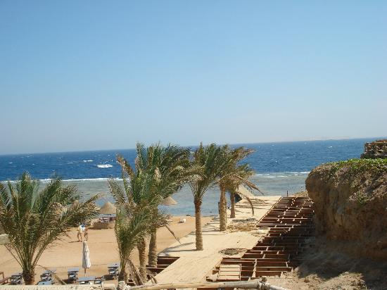 Radisson Blu Resort, Sharm El Sheikh: view from room