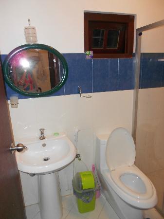 Days Inn Kandy: ванная комната с душевой кабиной
