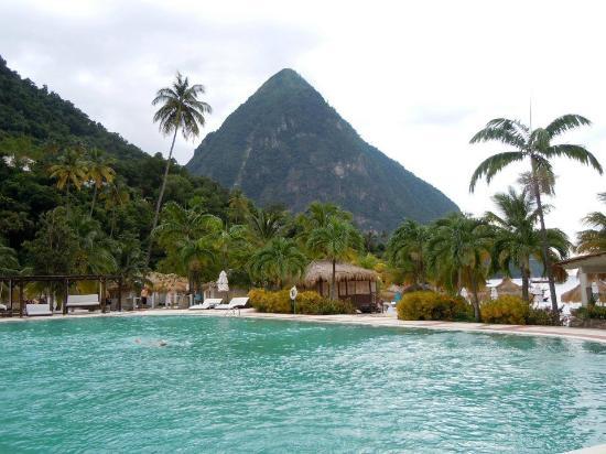 Sugar Beach A Viceroy Resort Pool