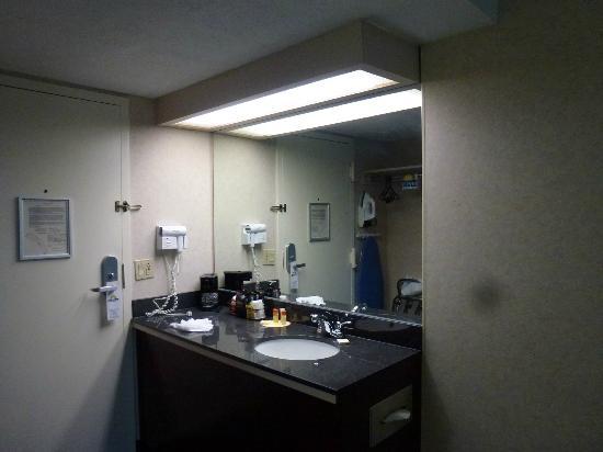 Fairfield Inn & Suites Cape Cod Hyannis: Sink/vanity