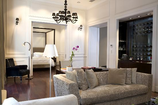 Algodon Mansion - Relais & Chateaux: Algodon Royale Suite